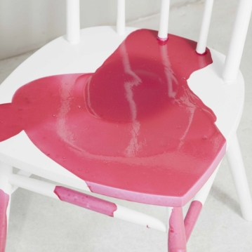 cmyk-reclaimed-chair-pink-detail